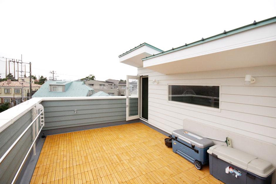 施工事例-K's Hawaiian House16
